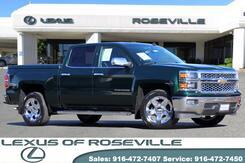 2014_Chevrolet_Silverado_1500_ Roseville CA
