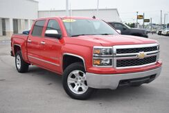 2014_Chevrolet_Silverado 1500_Work Truck 1WT Crew Cab 4WD_ Houston TX