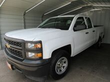 2014_Chevrolet_Silverado 1500_Work Truck 1WT Double Cab 2WD_ Dallas TX
