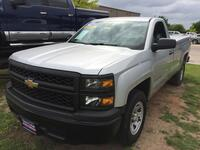 Chevrolet Silverado 1500 Work Truck 1WT Regular Cab 2WD 2014