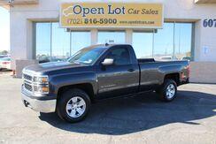 2014_Chevrolet_Silverado 1500_Work Truck 1WT Regular Cab 2WD_ Las Vegas NV