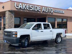 2014_Chevrolet_Silverado 1500_Work Truck 2WT Crew Cab 4WD_ Colorado Springs CO