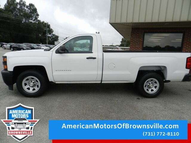 2014 Chevrolet Silverado 1500 Work Truck Brownsville TN