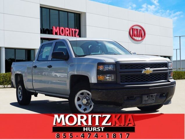 2014 Chevrolet Silverado 1500 Work Truck Fort Worth TX