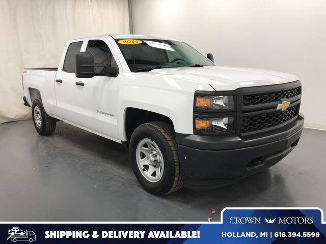 2014 Chevrolet Silverado 1500 Work Truck Holland MI