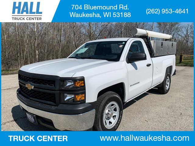 2014 Chevrolet Silverado 1500 Work Truck Waukesha WI