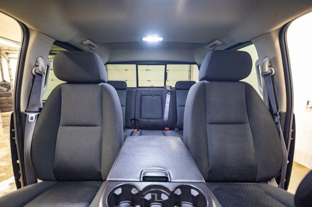 2014 Chevrolet Silverado 2500HD 4x4 Crew Cab LT Z71 Diesel Red Deer AB