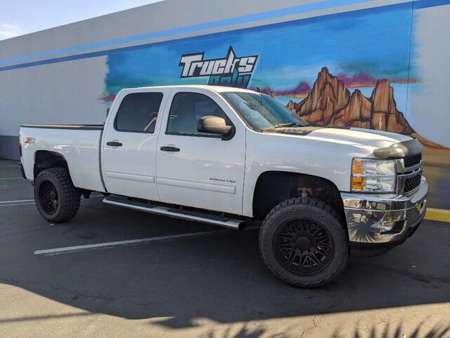 2014 Chevrolet Silverado 2500HD LT Apache Junction AZ