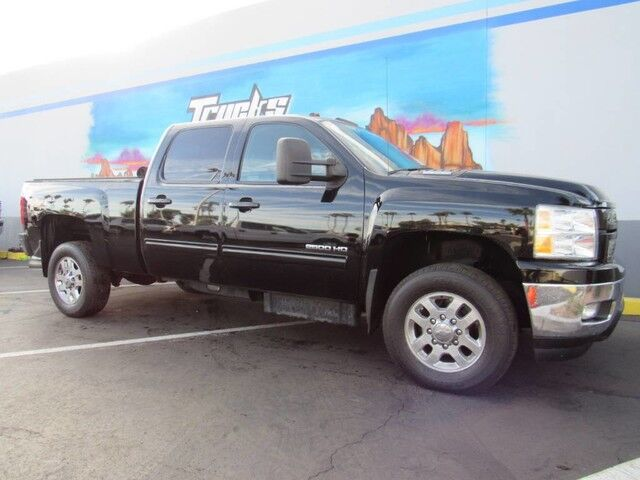 2014 Chevrolet Silverado 2500HD LTZ Apache Junction AZ