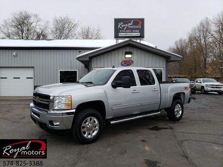 2014 Chevrolet Silverado 2500HD LTZ Middlebury IN