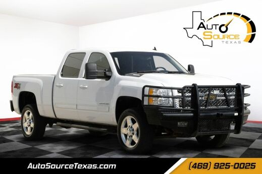 2014 Chevrolet Silverado 2500HD LTZ Richardson TX