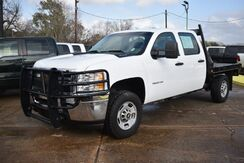 2014_Chevrolet_Silverado 2500HD_Work Truck Crew Cab 4WD_ Houston TX