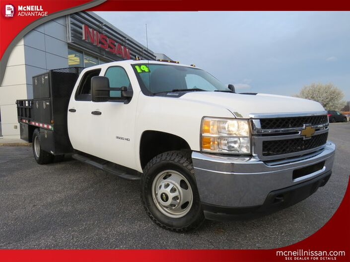 2014 Chevrolet Silverado 3500HD Work Truck High Point NC
