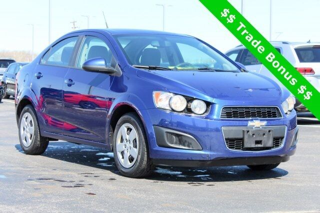 2014 Chevrolet Sonic LS Green Bay WI