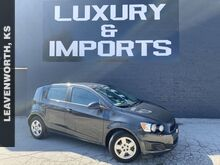 2014_Chevrolet_Sonic_LS_ Leavenworth KS