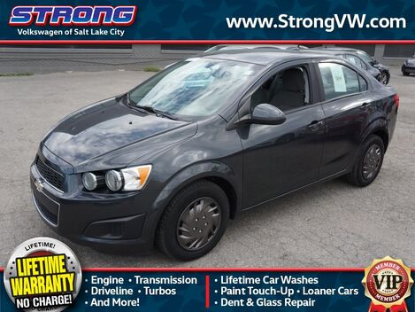 2014_Chevrolet_Sonic_LS_ Salt Lake City UT