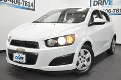2014_Chevrolet_Sonic_LS Sedan 4D 32K 6-Speed Automatic Front-Wheel Drive_ Houston TX