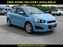 2014_Chevrolet_Sonic_LS_ Watertown NY