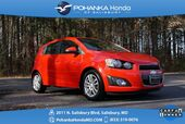 2014 Chevrolet Sonic LT ** SUNROOF ** GUARANTEED FINANCING **