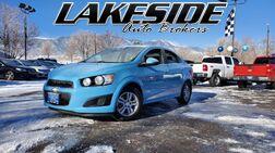 2014_Chevrolet_Sonic_LT Auto Sedan_ Colorado Springs CO