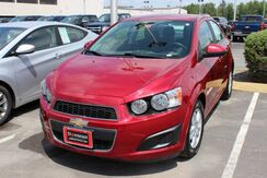 2014_Chevrolet_Sonic_LT_ Brewer ME