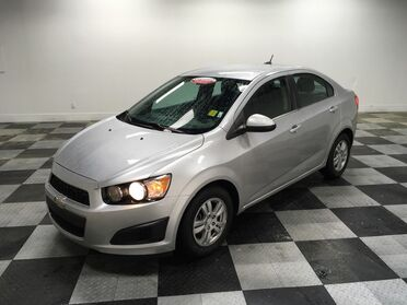 2014_Chevrolet_Sonic_LT_ Chattanooga TN