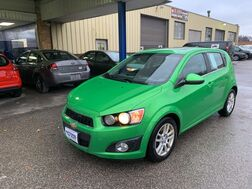 2014_Chevrolet_Sonic_LT_ Cleveland OH