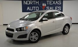 2014_Chevrolet_Sonic_LT_ Dallas TX