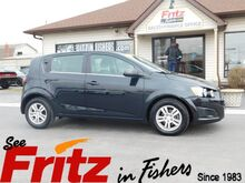 2014_Chevrolet_Sonic_LT_ Fishers IN