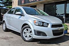 2014_Chevrolet_Sonic_LT_ Georgetown KY