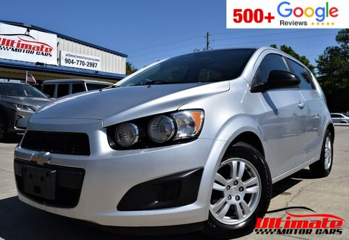 2014 Chevrolet Sonic LT Manual 4dr Hatchback Saint Augustine FL