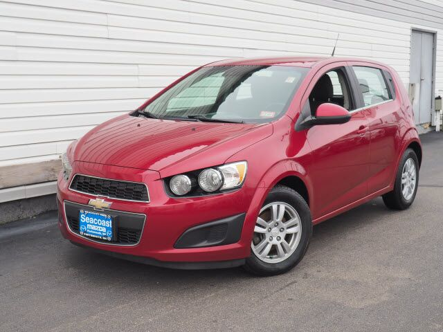 2014 Chevrolet Sonic LT Manual Portsmouth NH