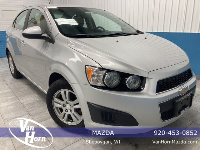2014 Chevrolet Sonic LT Plymouth WI