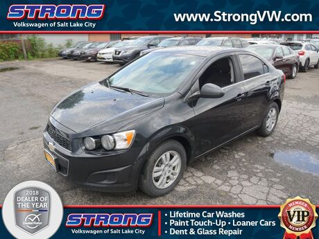 2014 Chevrolet Sonic LT Salt Lake City UT