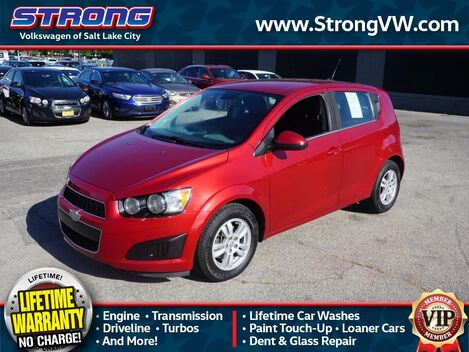 2014_Chevrolet_Sonic_LT_ Salt Lake City UT
