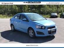 2014_Chevrolet_Sonic_LT_ Watertown NY