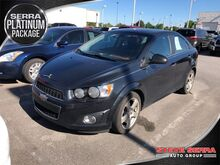 2014_Chevrolet_Sonic_LTZ_ Decatur AL