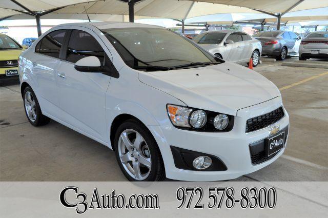 2014 Chevrolet Sonic LTZ Plano TX