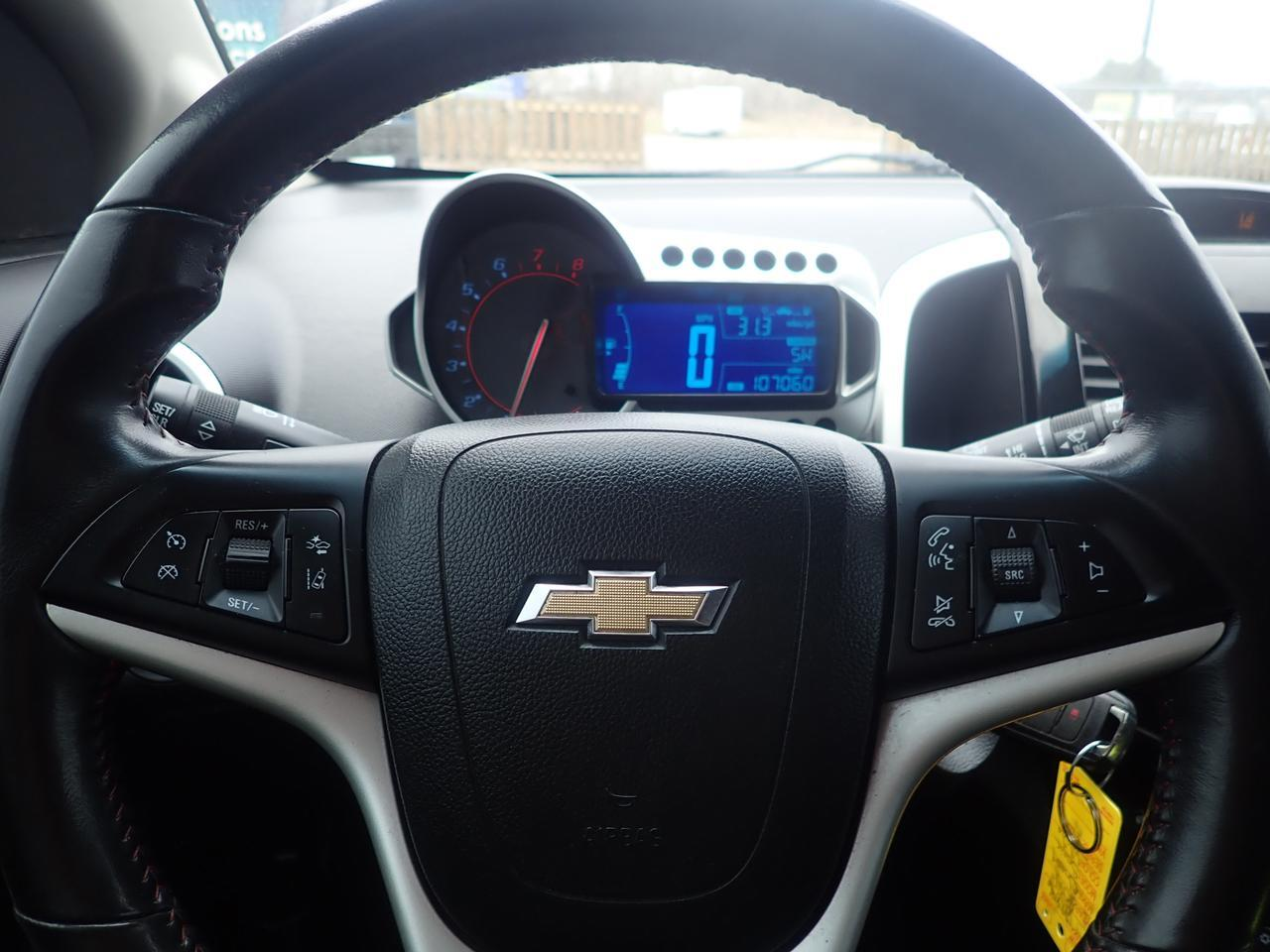 2014 Chevrolet Sonic RS Cranberry PA