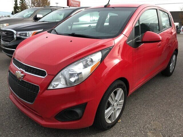 2014 Chevrolet Spark 1LT-AUTO-KEYLESS ENTRY-CAMERA Calgary AB