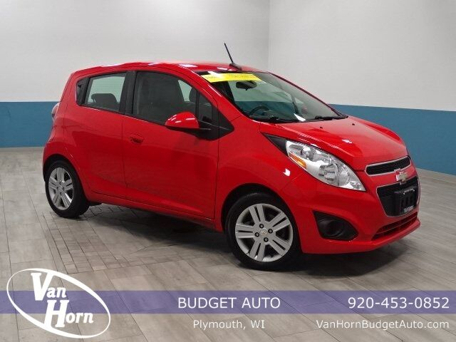 2014 Chevrolet Spark 1LT Plymouth WI