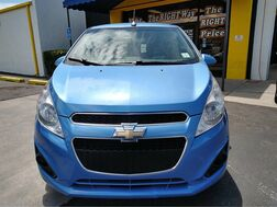 2014_Chevrolet_Spark_4d Hatchback 1LT 5spd_ Albuquerque NM