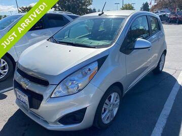 2014_Chevrolet_Spark_LS_ Santa Rosa CA