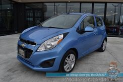 2014_Chevrolet_Spark_LS / Automatic / 1.2L 4-Cyl / Air Conditioning / Aux Input / Aluminum Wheels / New Tires / 39 MPG_ Anchorage AK