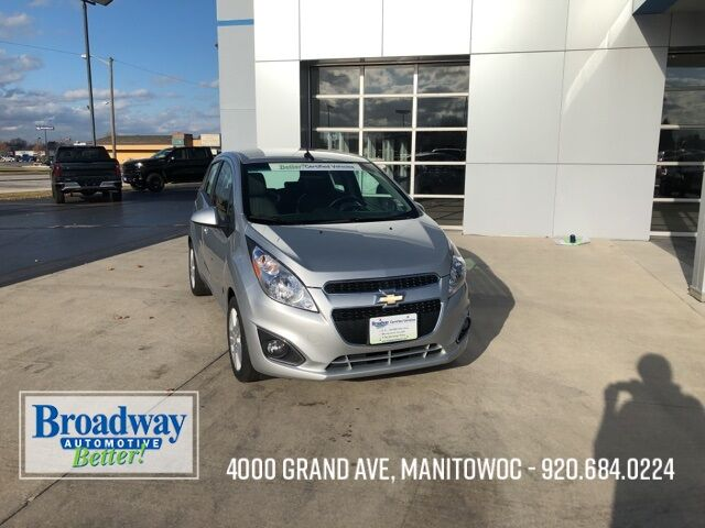2014 Chevrolet Spark LS Manitowoc WI