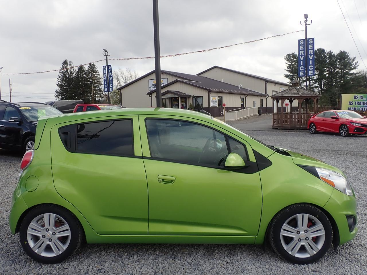 2014 Chevrolet Spark LS Turbo Cranberry PA