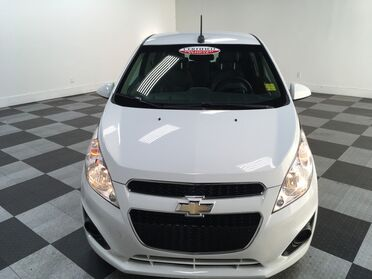 2014_Chevrolet_Spark_LS_ Chattanooga TN