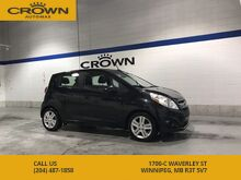 2014_Chevrolet_Spark_LT Auto ** Includes Remote Starter** Backup Camera** Bluetooth** Low Kms**_ Winnipeg MB