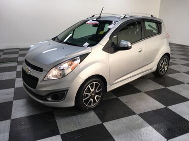 2014_Chevrolet_Spark_LT_ Chattanooga TN