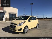 2014_Chevrolet_Spark_LT_ Wichita KS